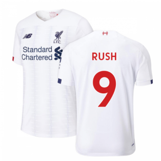 2019-2020 Liverpool Away Football Shirt (Kids) (RUSH 9)
