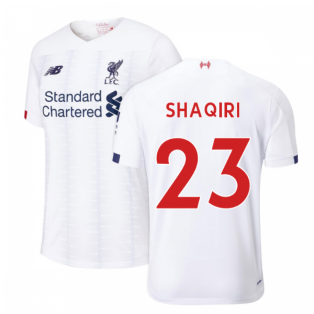 2019-2020 Liverpool Away Football Shirt (Kids) (Shaqiri 23)