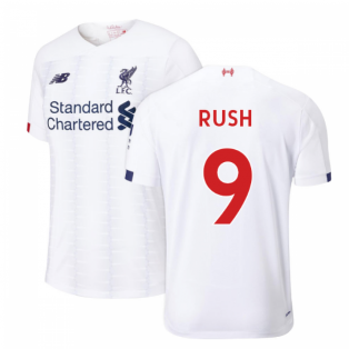 2019-2020 Liverpool Away Football Shirt (RUSH 9)