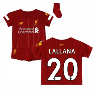 2019-2020 Liverpool Home Baby Kit (Lallana 20)