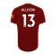 2019-2020 Liverpool Home Football Shirt (Allison 13)
