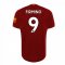 2019-2020 Liverpool Home Football Shirt (Firmino 9)