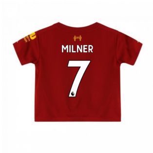 2019-2020 Liverpool Home Little Boys Mini Kit (Milner 7)