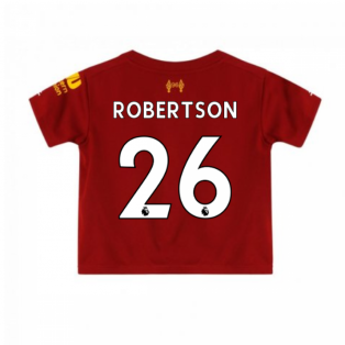 2019-2020 Liverpool Home Little Boys Mini Kit (Robertson 26)