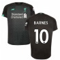 2019-2020 Liverpool Third Football Shirt (Kids) (BARNES 10)