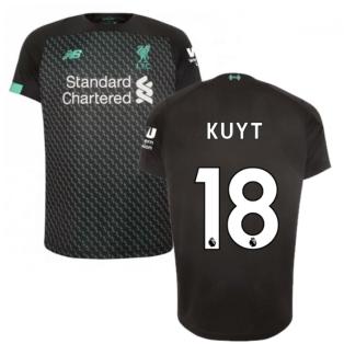 2019-2020 Liverpool Third Football Shirt (Kids) (KUYT 18)