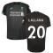 2019-2020 Liverpool Third Football Shirt (Kids) (Lallana 20)
