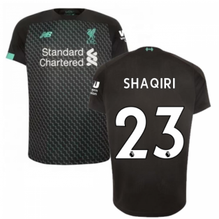 2019-2020 Liverpool Third Football Shirt (Kids) (Shaqiri 23)