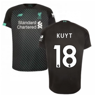2019-2020 Liverpool Third Football Shirt (KUYT 18)