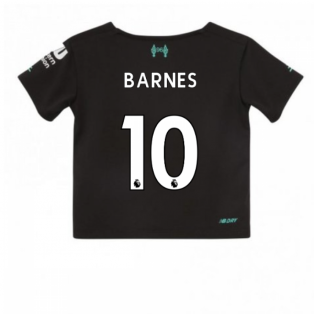 2019-2020 Liverpool Third Little Boys Mini Kit (BARNES 10)