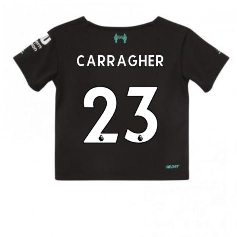 2019-2020 Liverpool Third Little Boys Mini Kit (CARRAGHER 23)