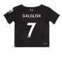 2019-2020 Liverpool Third Little Boys Mini Kit (DALGLISH 7)