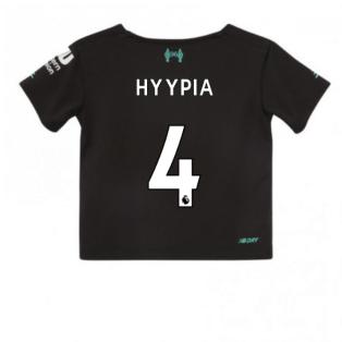2019-2020 Liverpool Third Little Boys Mini Kit (HYYPIA 4)