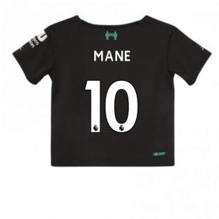 2019-2020 Liverpool Third Little Boys Mini Kit (Mane 10)
