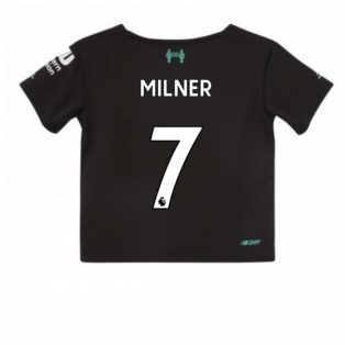 2019-2020 Liverpool Third Little Boys Mini Kit (Milner 7)