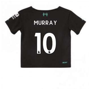 2019-2020 Liverpool Third Little Boys Mini Kit (Murray 10)