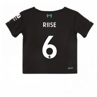 2019-2020 Liverpool Third Little Boys Mini Kit (RIISE 6)