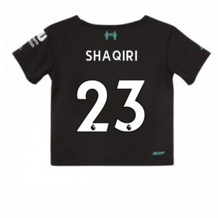 2019-2020 Liverpool Third Little Boys Mini Kit (Shaqiri 23)
