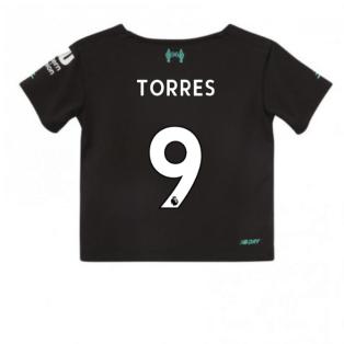 2019-2020 Liverpool Third Little Boys Mini Kit (TORRES 9)