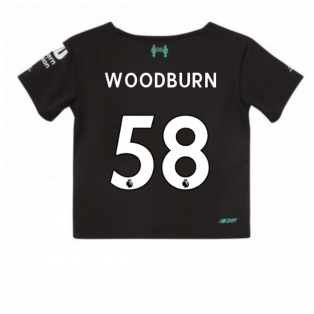 2019-2020 Liverpool Third Little Boys Mini Kit (Woodburn 58)