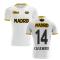 2020-2021 Madrid Concept Training Shirt (White) (CASEMIRO 14)