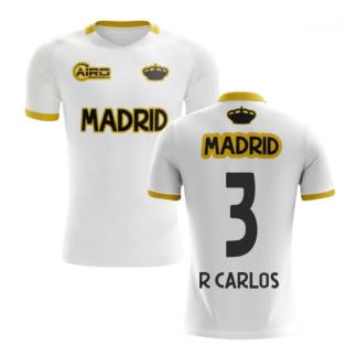 2020-2021 Madrid Concept Training Shirt (White) (R CARLOS 3)