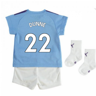 2019-2020 Manchester City Home Baby Kit (DUNNE 22)
