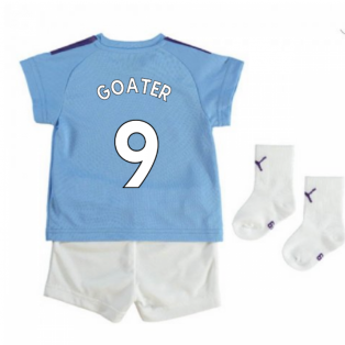 2019-2020 Manchester City Home Baby Kit (GOATER 9)