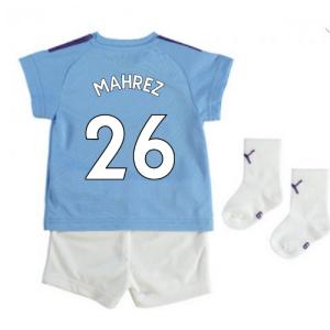 2019-2020 Manchester City Home Baby Kit (MAHREZ 26)