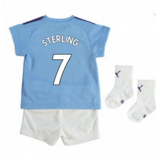 2019-2020 Manchester City Home Baby Kit (STERLING 7)