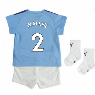 2019-2020 Manchester City Home Baby Kit (WALKER 2)