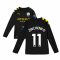 2019-2020 Manchester City Puma Away Long Sleeve Shirt (Kids) (ZINCHENKO 11)