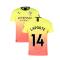 2019-2020 Manchester City Puma Third Football Shirt (LAPORTE 14)