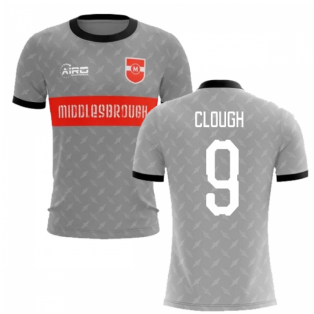2019-2020 Middlesbrough Away Concept Football Shirt (Clough 9)