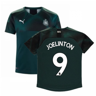 2019-2020 Newcastle Away Football Shirt (Kids) (Joelinton 9)