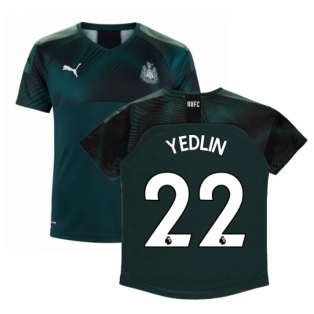 2019-2020 Newcastle Away Football Shirt (Kids) (YEDLIN 22)