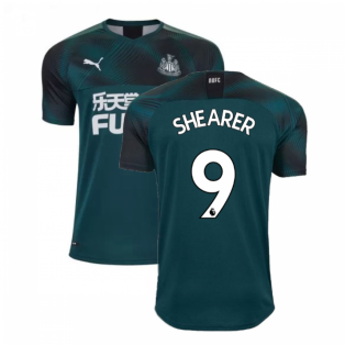 2019-2020 Newcastle Away Football Shirt (SHEARER 9)