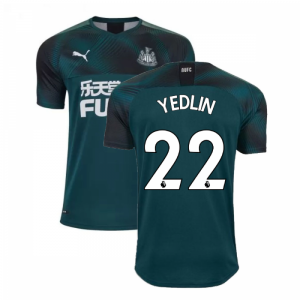 2019-2020 Newcastle Away Football Shirt (YEDLIN 22)