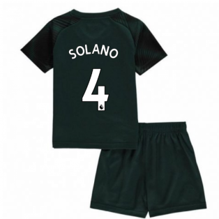 2019-2020 Newcastle Away Mini Kit (SOLANO 4)