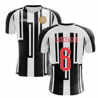 2020-2021 Newcastle Home Concept Football Shirt (LASCELLES 6)
