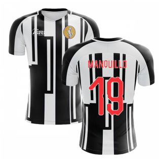 2020-2021 Newcastle Home Concept Football Shirt (MANQUILLO 19)