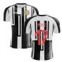 2020-2021 Newcastle Home Concept Football Shirt (PEREZ 17)