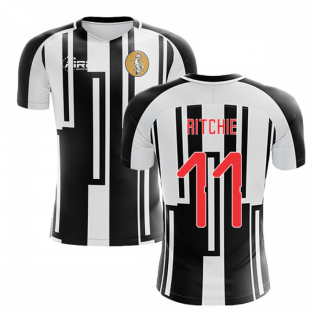 2020-2021 Newcastle Home Concept Football Shirt (Ritchie 11)