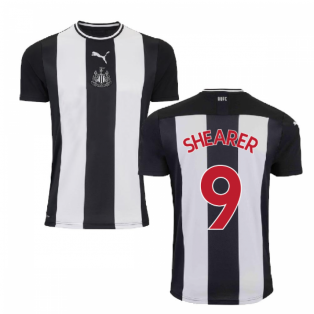 2019-2020 Newcastle Home Football Shirt (Kids) (SHEARER 9)