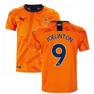 2019-2020 Newcastle Third Football Shirt (Kids) (Joelinton 9)