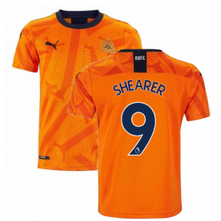 2019-2020 Newcastle Third Football Shirt (Kids) (SHEARER 9)