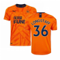 2019-2020 Newcastle Third Football Shirt (LONGSTAFF 36)