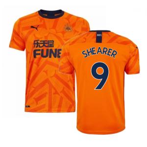 2019-2020 Newcastle Third Football Shirt (SHEARER 9)