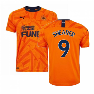 2019-2020 Newcastle Third Football Shirt (SHEARER 9)