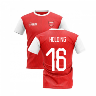 2019-2020 North London Home Concept Football Shirt (HOLDING 16)
